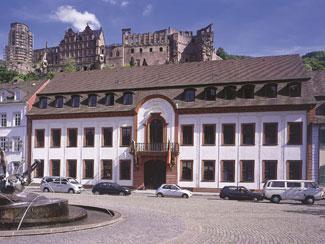 großherzogliches palais heidelberg