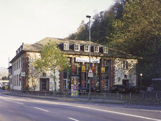 Karlstorbahnhof Heidelberg